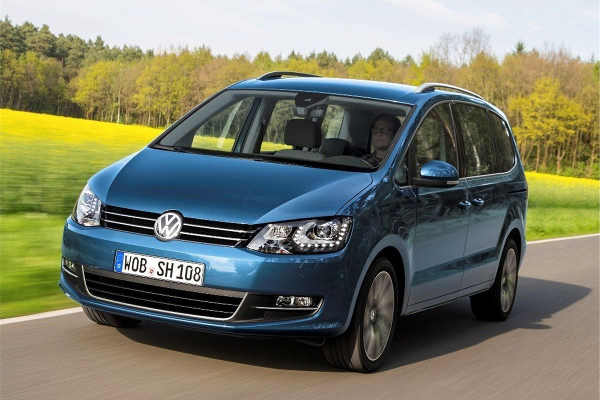 volkswagen sharan 2 0 tdi 2015 road test road tests honest john. Black Bedroom Furniture Sets. Home Design Ideas
