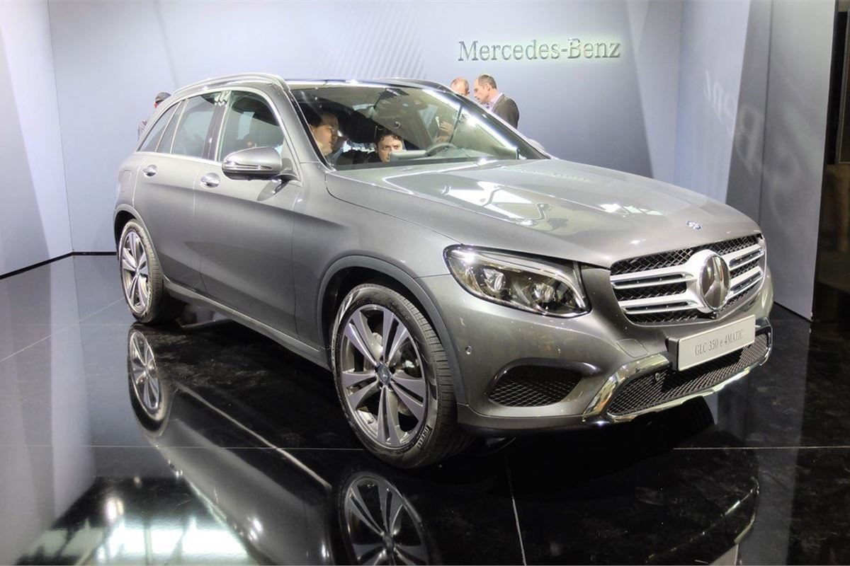 the new mercedes benz glc pictures specs prices motoring news honest john. Black Bedroom Furniture Sets. Home Design Ideas
