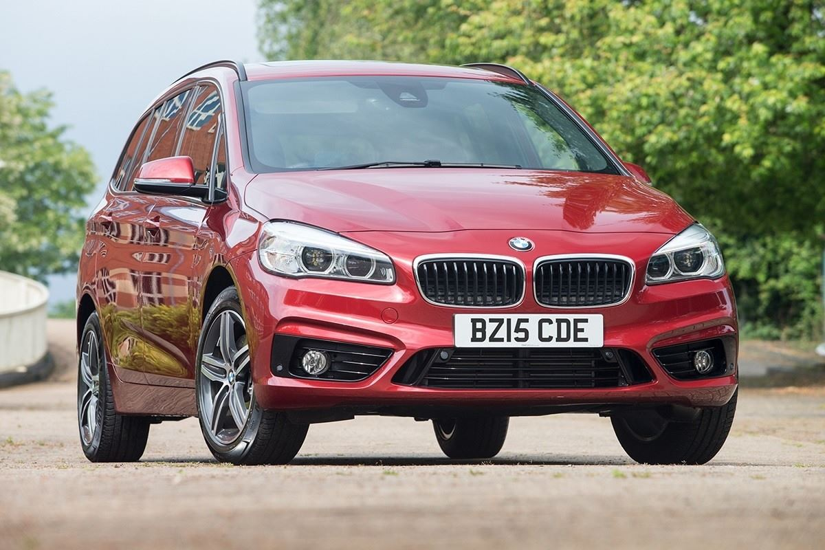bmw 2 series 218i gran tourer 2015 road test road tests honest john. Black Bedroom Furniture Sets. Home Design Ideas