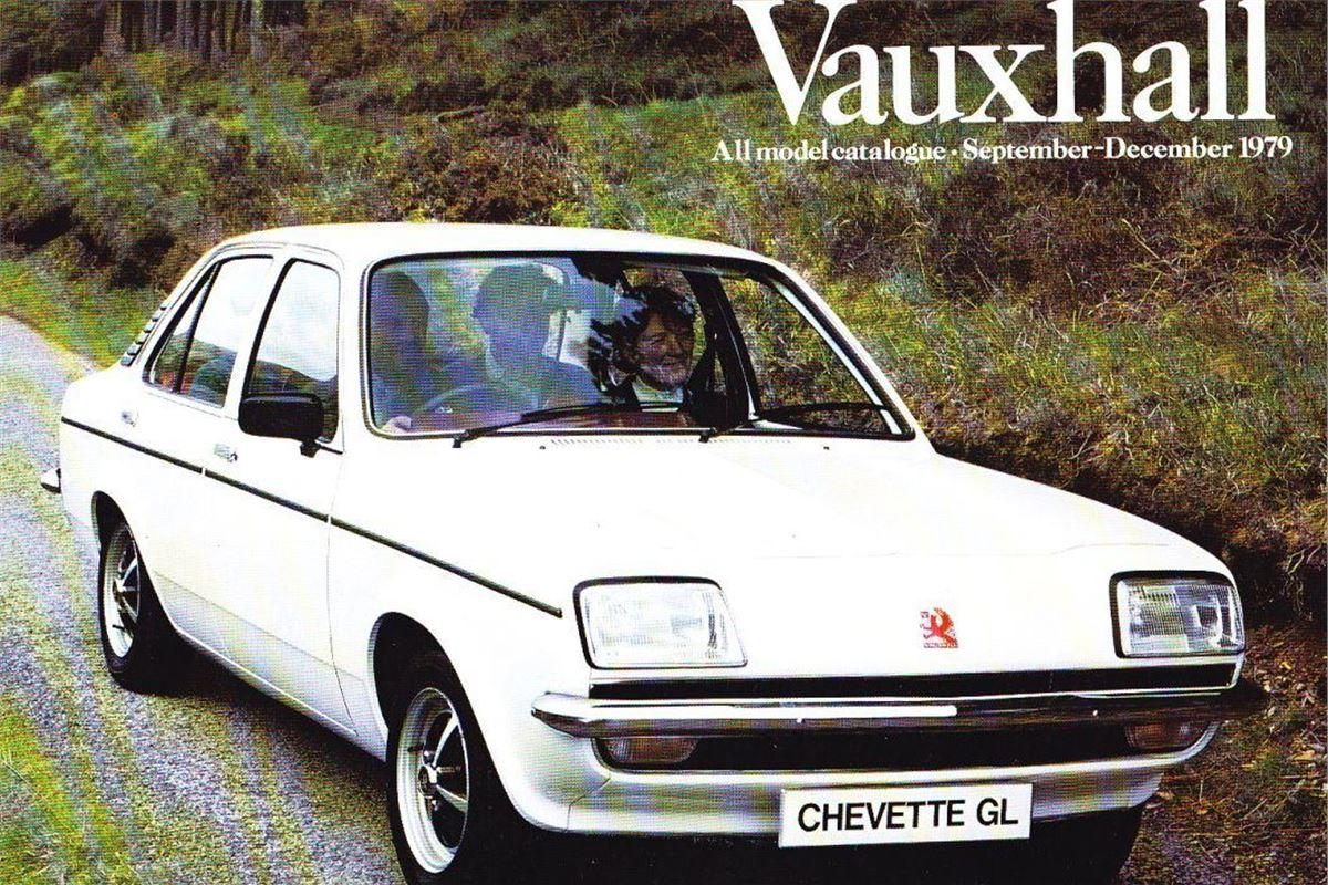 Classic Advert Vauxhall Chevette Honest John