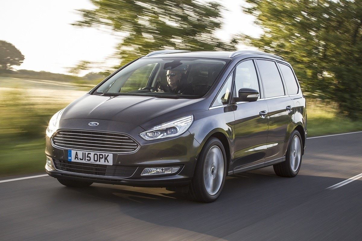 Review Ford Galaxy 2015 Honest John