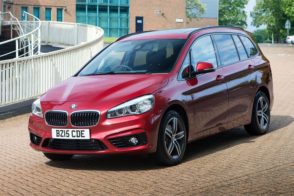 Bmw 2 Series Gran Tourer 2015 Car Review Honest John