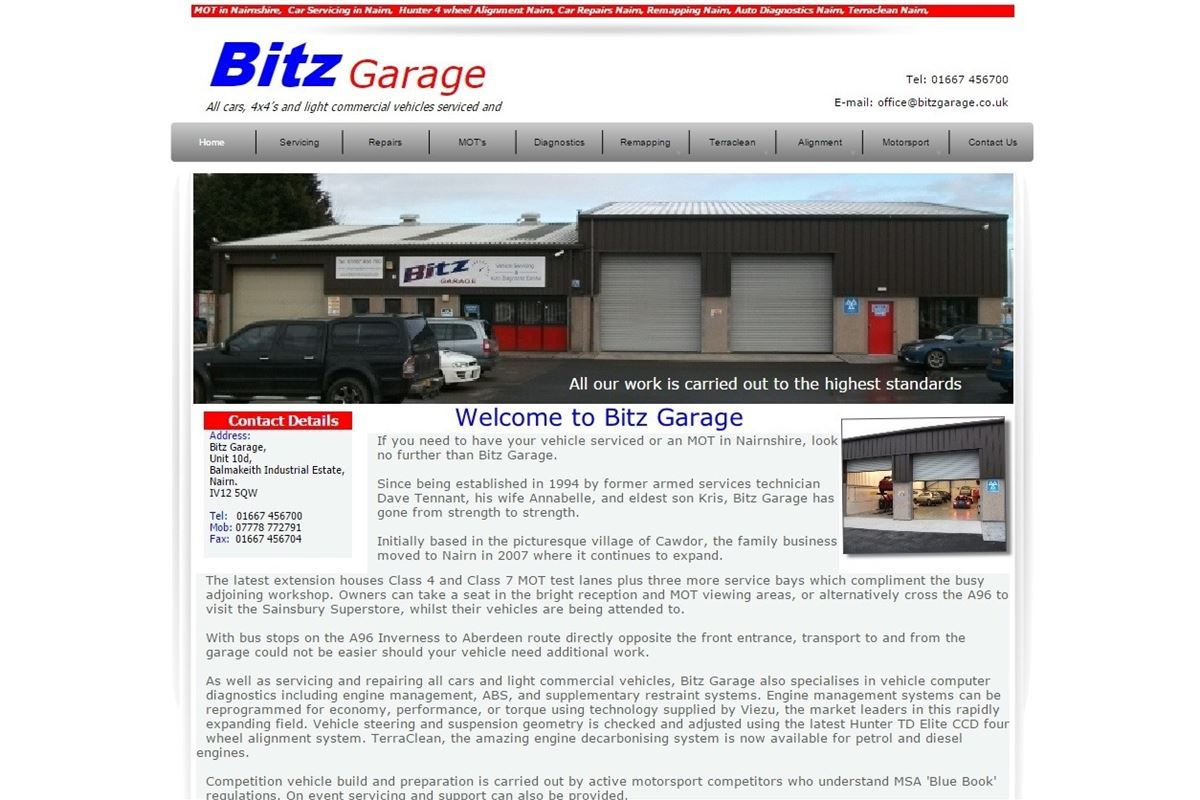 Good Garage Guide Highest Rated Garages In Scotland