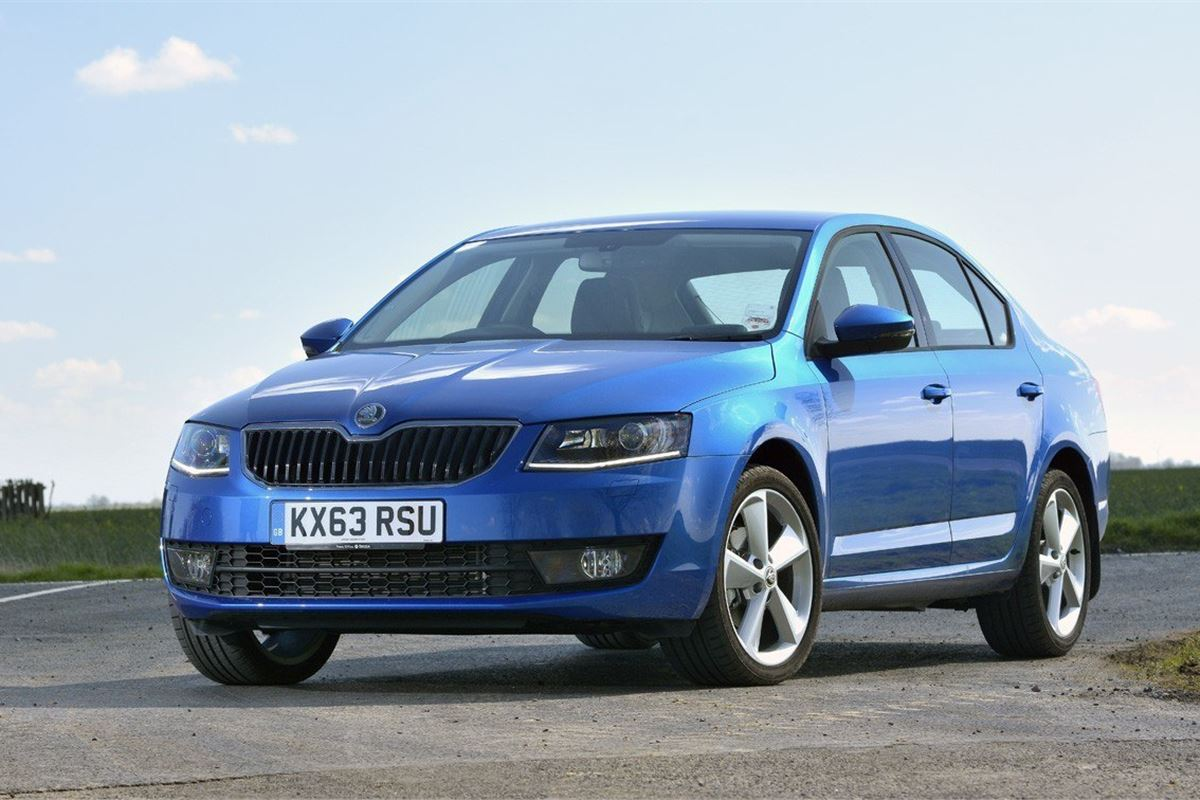skoda octavia 2013 car review honest john. Black Bedroom Furniture Sets. Home Design Ideas