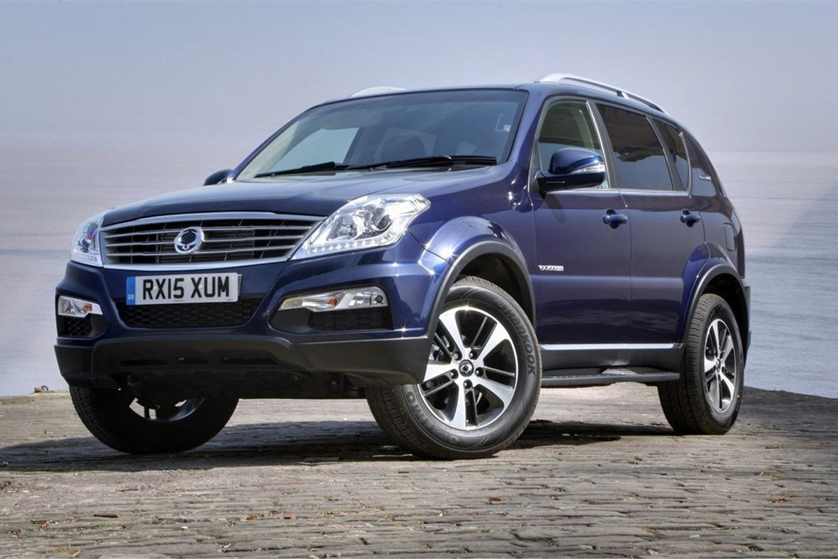 ssangyong rexton w 2013 car review honest john. Black Bedroom Furniture Sets. Home Design Ideas