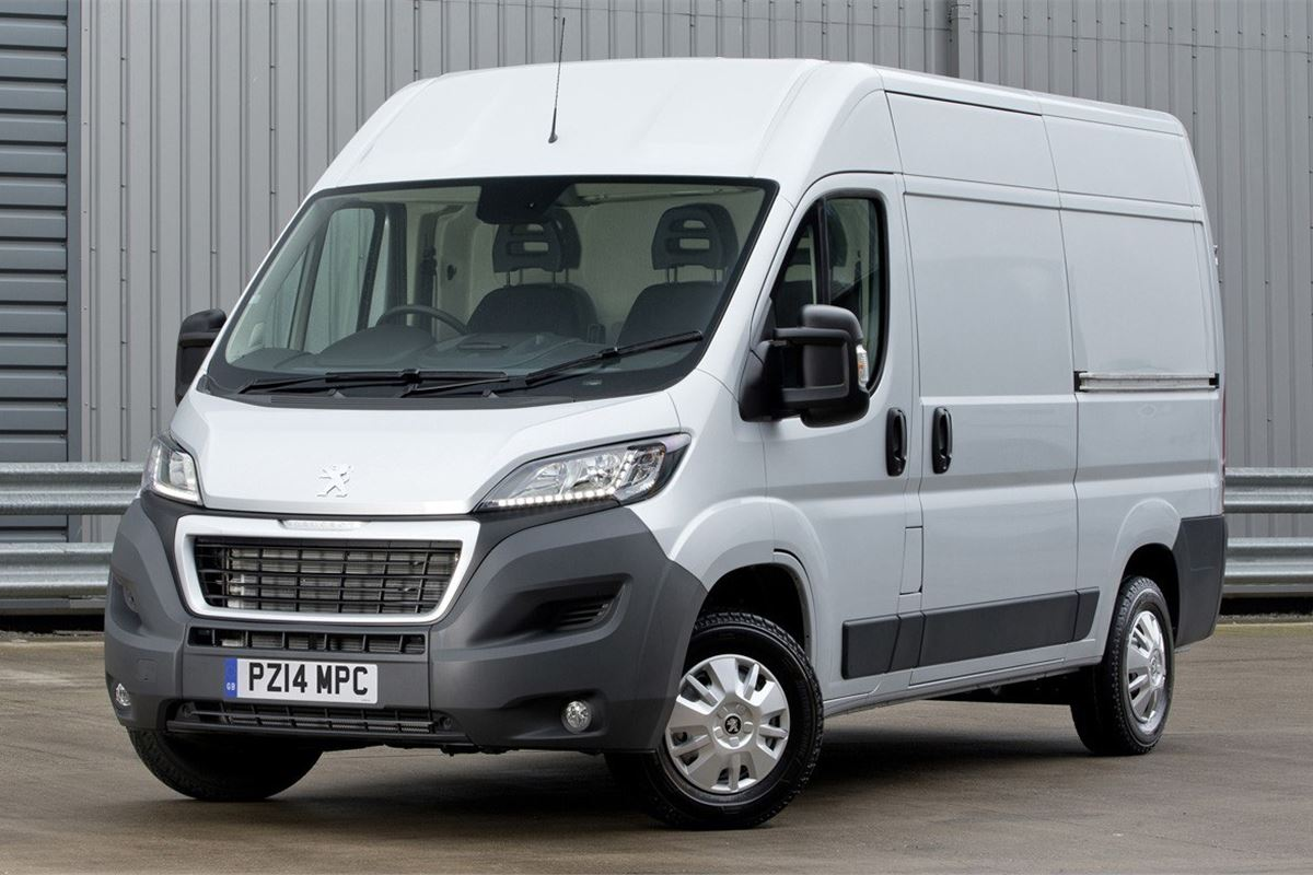 Peugeot Boxer 2006 - Van Review | Honest John