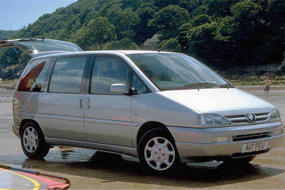 Peugeot 806 1995 car review honest john for Garage peugeot gap