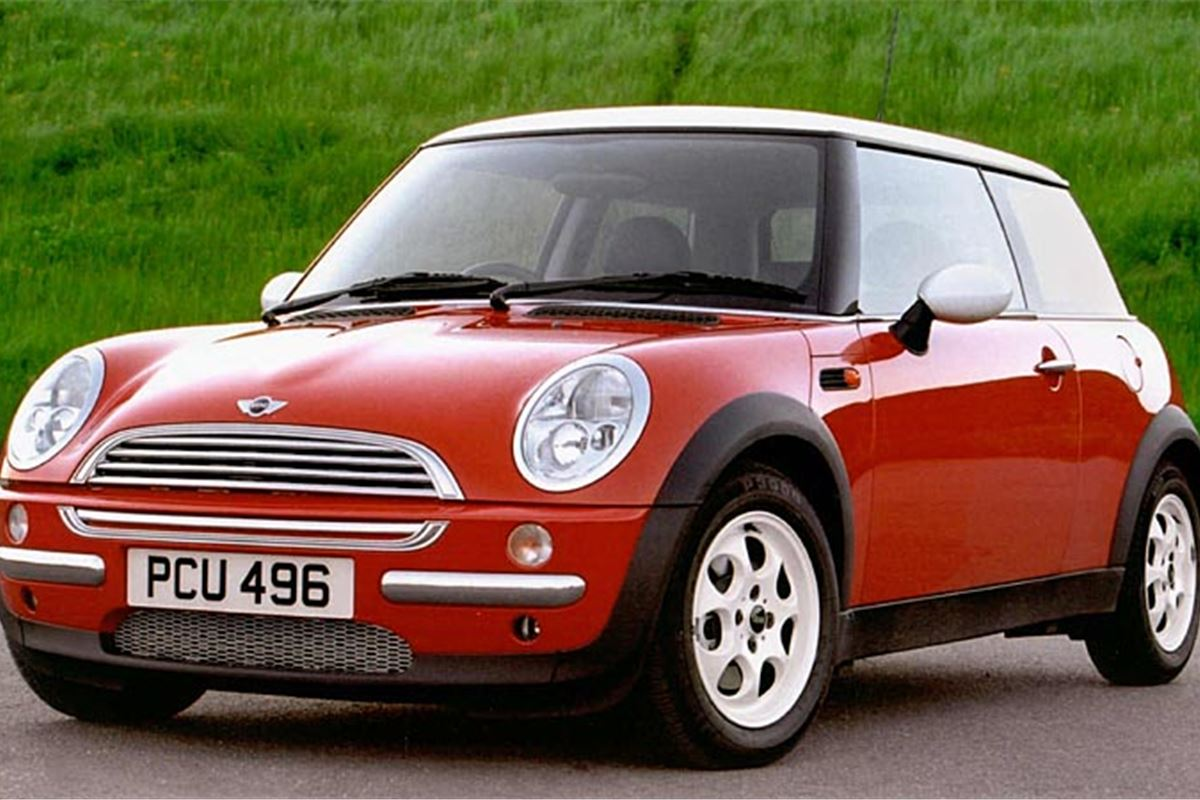 mini cooper 2001 car review honest john. Black Bedroom Furniture Sets. Home Design Ideas
