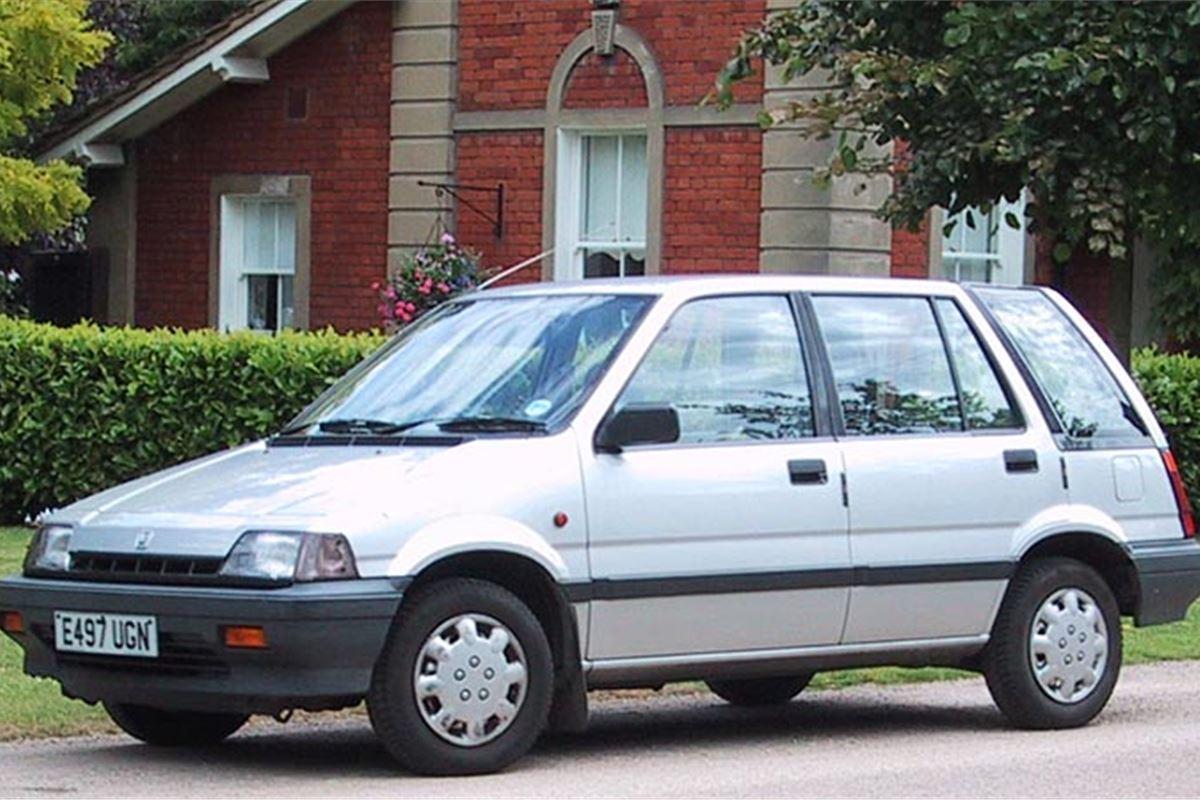 Honda Civic Shuttle 1984 - Car Review | Honest John