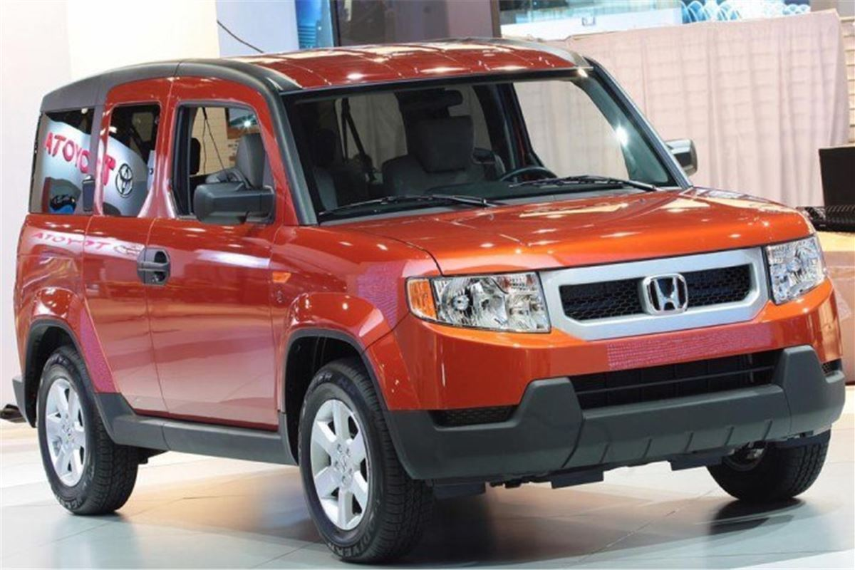 Honda Element 2003 - Car Review | Honest John