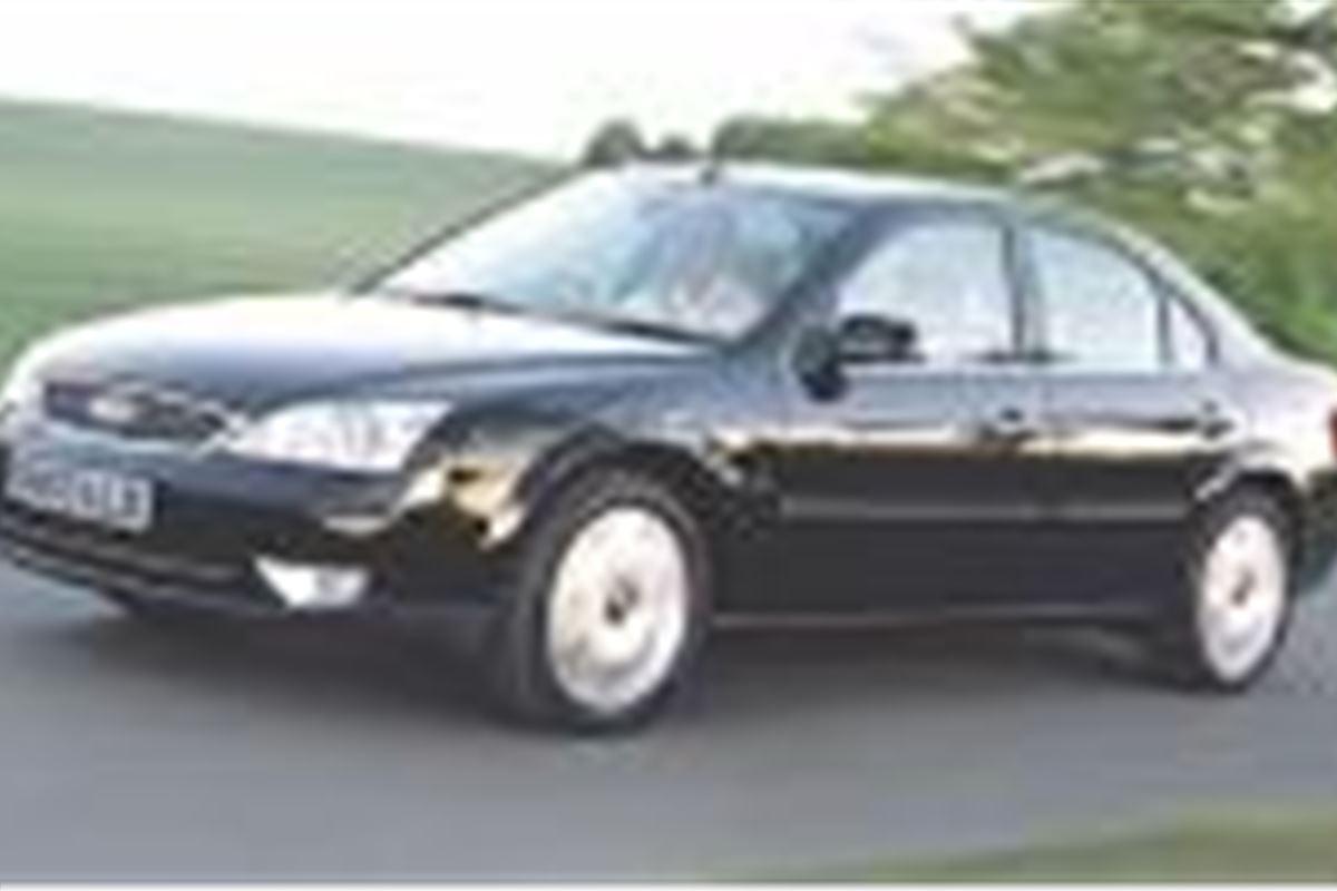 форд мондео 2003 #10