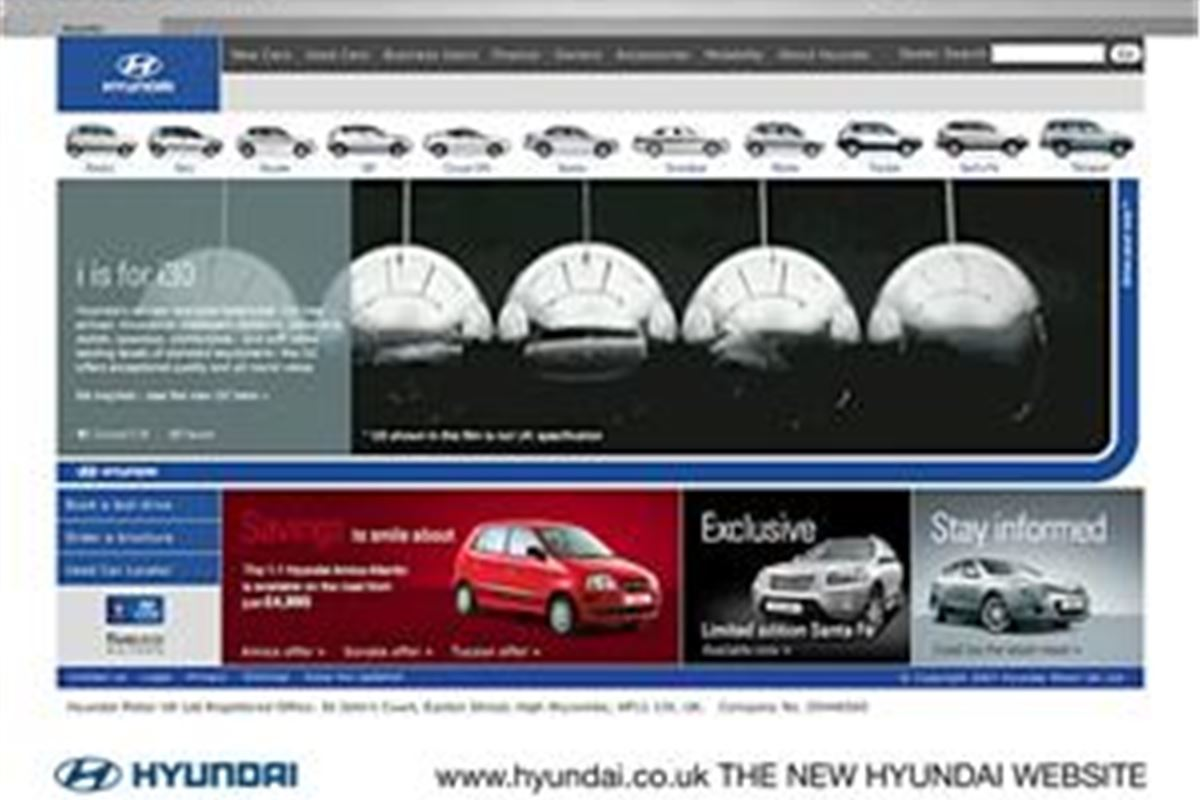Hyundai Website Exemplifies Company Value Motoring News