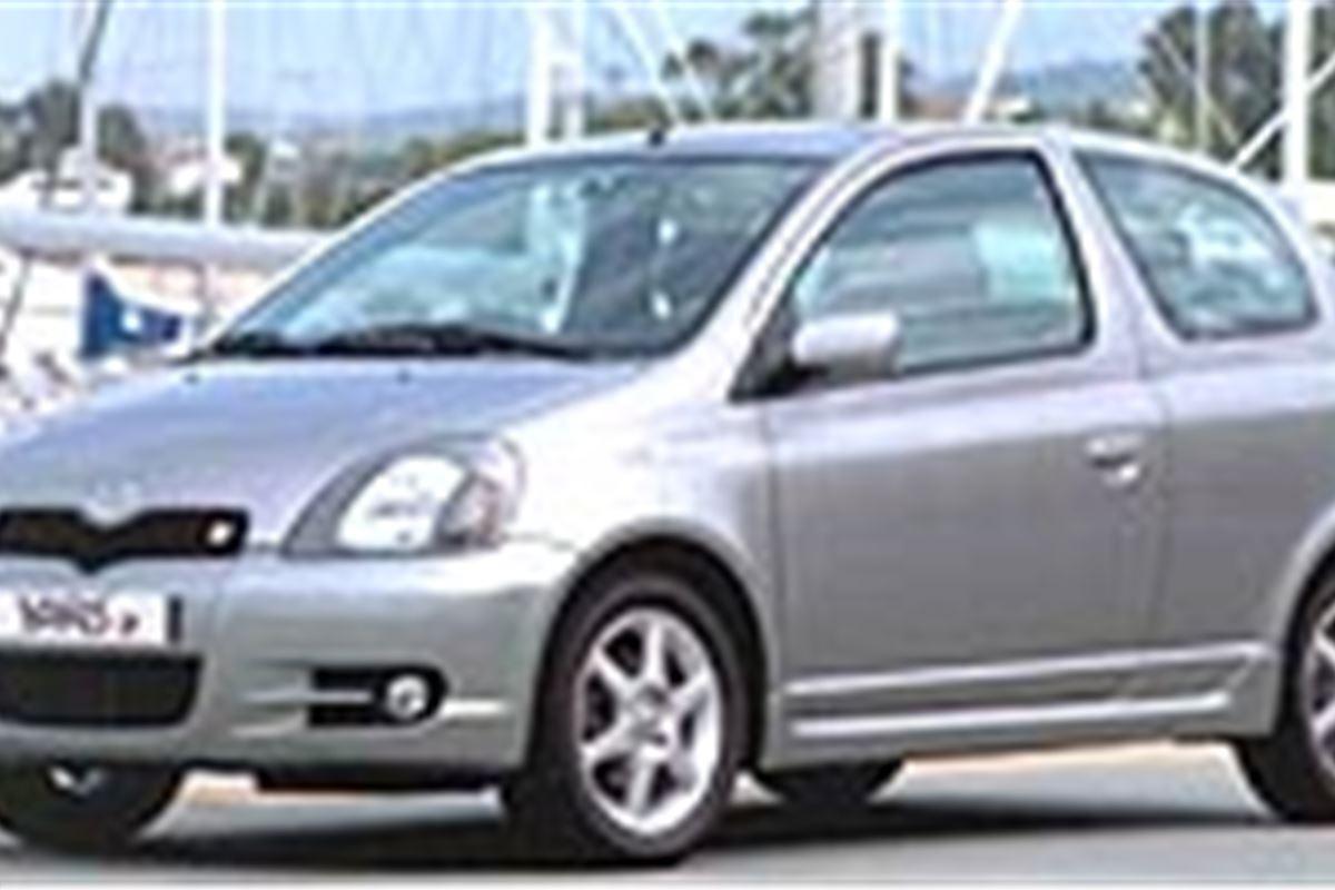 Toyota Yaris Verso 1.5, 106 PS Kombi (2001-2003)