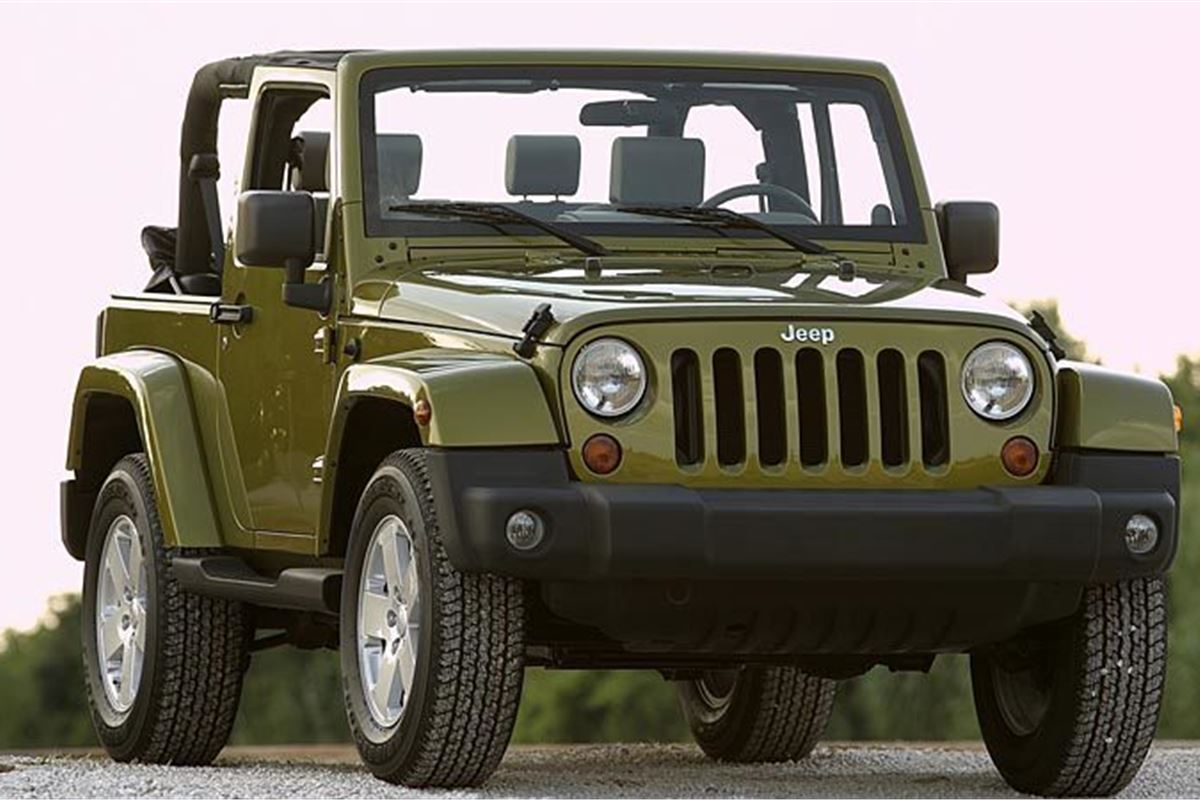 jeep wrangler leasing deals from motoring news honest john. Black Bedroom Furniture Sets. Home Design Ideas