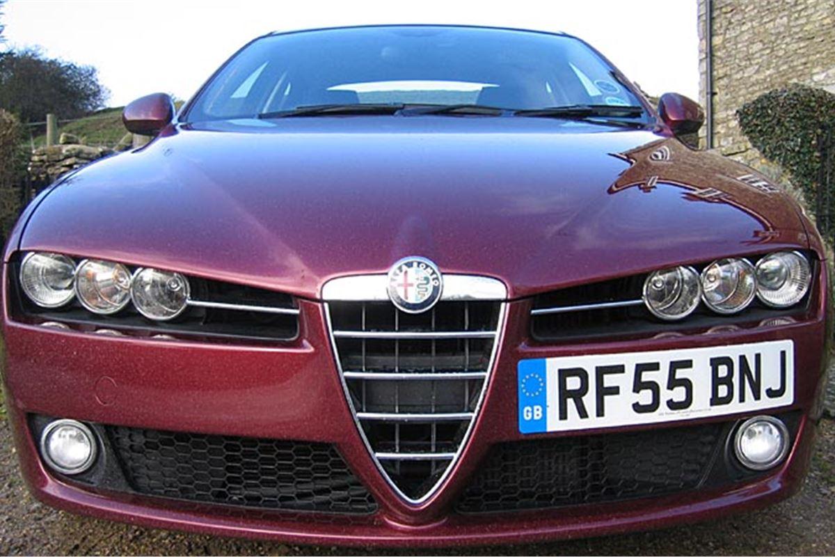 Sold My Car Dvla >> Alfa Romeo 159 2006 Road Test | Road Tests | Honest John
