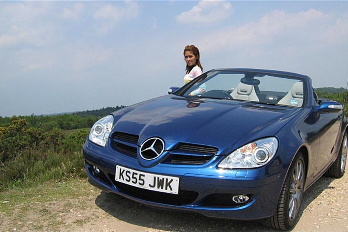 Mercedes Benz Slk 280 2006 Road Test Road Tests Honest