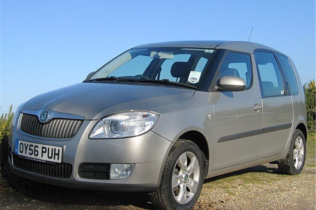 skoda roomster 2006 road test road tests honest john. Black Bedroom Furniture Sets. Home Design Ideas