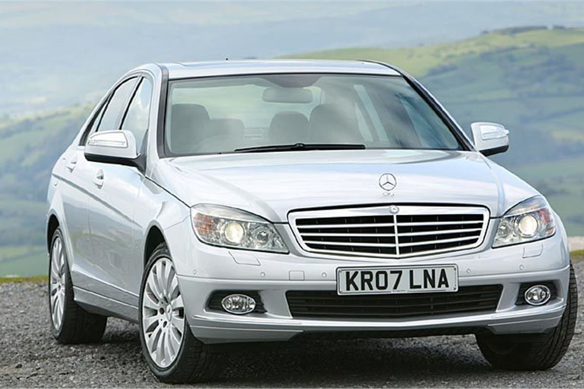 Mercedes benz c class w204 2007 road test road tests for Mercedes benz c350 price