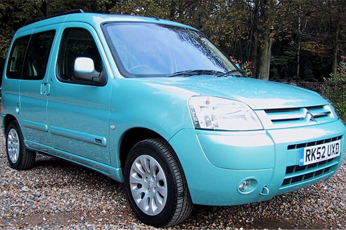 Citroen Berlingo Multispace 2003 Road Test Road Tests
