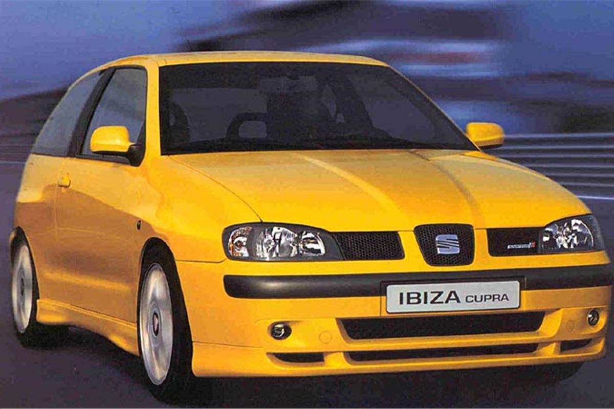 Seat Ibiza Cupra 2000 Road Test Road Tests Honest John