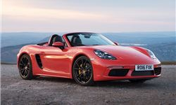 718 Boxster (2016 - )