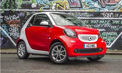Fortwo Cabriolet (2016 - 2019)