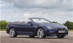 6 Series Convertible (2011 - 2018)