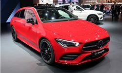 CLA Shooting Brake (2019 - )