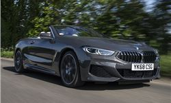 8 Series Convertible (2019 - )