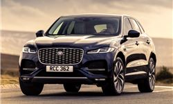 F-Pace (2016 - )