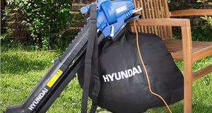 Review: Hyundai 3-in-1 vacuum, leaf blower and mulcher