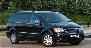 Grand Voyager (2008 - 2015)