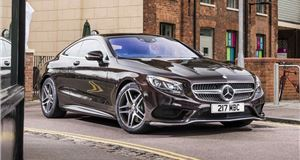 S-Class Coupe (2014 on)