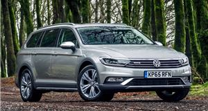Passat Alltrack (2015 on)