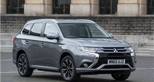 Outlander PHEV (2014 on)