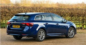 Toyota Avensis Touring Sports 2.0 D-4D