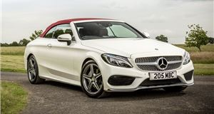 C-Class Cabriolet (2016 on)