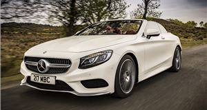 S-Class Cabriolet (2016 on)
