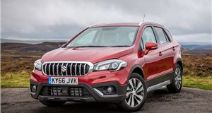SX4 S-Cross (2013 on)