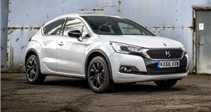 DS 4 Crossback BlueHDi 120