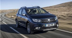 Sandero Stepway (2013 on)