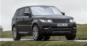Range Rover Sport (2013 on)