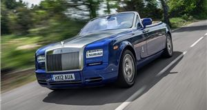 Phantom Drophead Coupe (2007 on)
