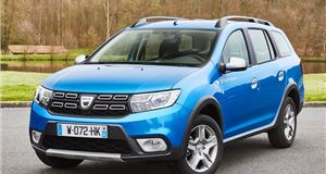 Logan MCV Stepway (2017 on)