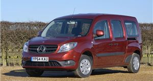Citan Tourer (2015 on)