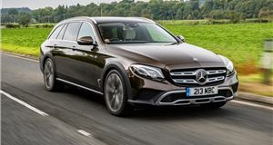 E-Class All-Terrain (2017 on)