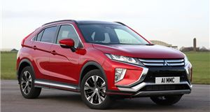 Eclipse Cross (2018 on)