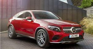 GLC Coupe (2016 on)