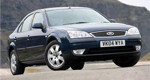Mondeo and ST220 (2000 - 2007)