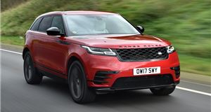 Range Rover Velar (2017 on)